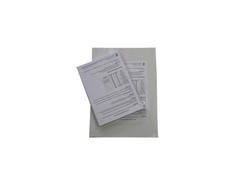 נייר A4 לטקסטיל