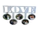 מסגרת עיגולים LOVE