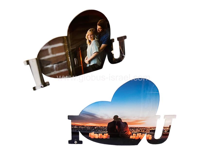מסגרת I LOVE U